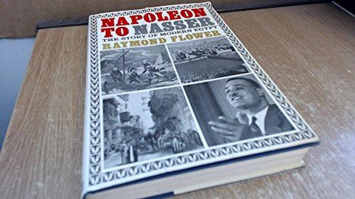 9780854682614: Napoleon to Nasser: Story of Modern Egypt