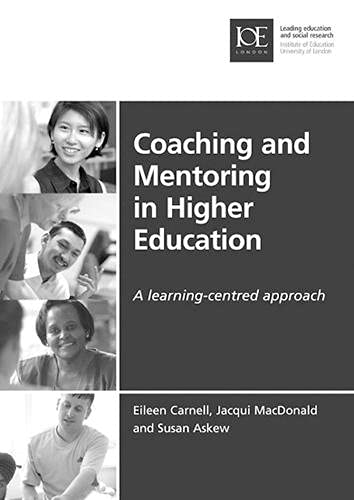 9780854737529: Coaching and Mentoring in Higher Education: A Learning-Centred Approach (Issues in Practice)