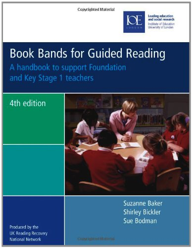 9780854737871: Book Bands for Guided Reading: A Handbook to Support Foundation and Key Stage 1 Teachers
