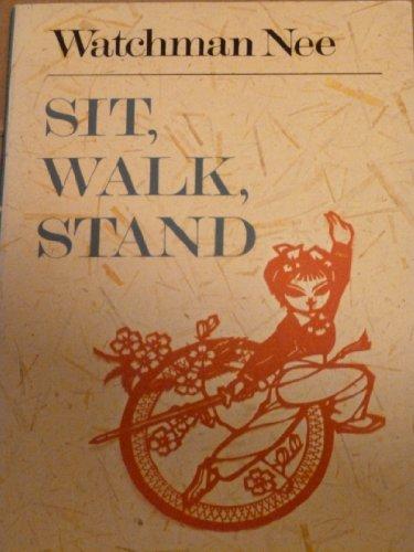 9780854761258: Sit, Walk, Stand