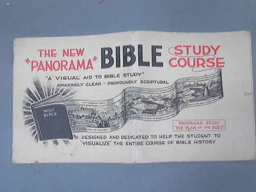 9780854761463: New Panorama Bible Study Course