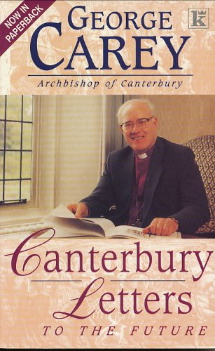 9780854762873: Canterbury Letters to the Future