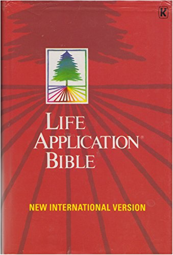 9780854763122: Bible: New International Version - Life Application Bible