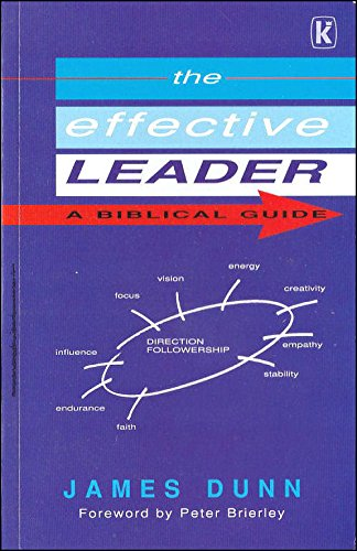 9780854763542: The Effective Leader