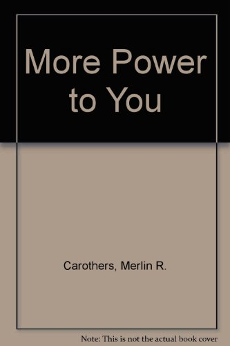 9780854764242: More Power to You