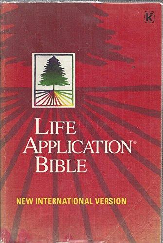 9780854766222: Bible: New International Version - Life Application Bible