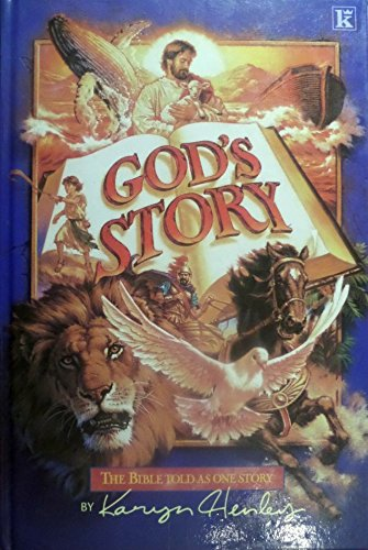 9780854768189: God's Story: The Bible Told as One Story