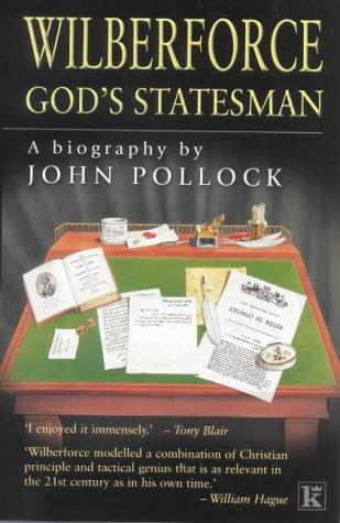 9780854769070: Wilberforce: God's Statesman