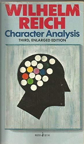 9780854780549: Character Analysis