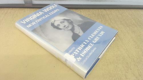 9780854780556: Virginia Woolf: New Critical Essays (Critical Studies Series)