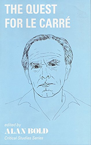 9780854782666: The Quest for Le Carre (Critical Studies)