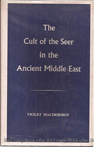The Cult of the Seer in the: Violet Macdermot