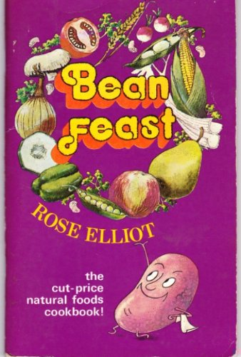 9780854870387: Beanfeast - Natural Foods Cook Book