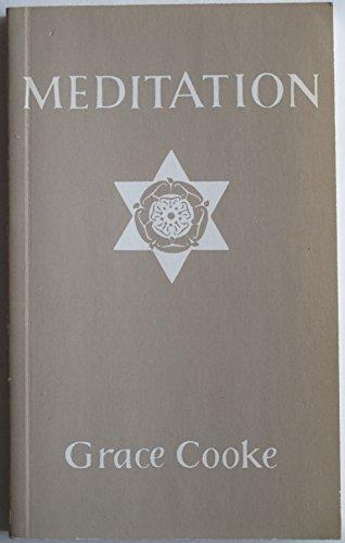9780854870592: Meditation