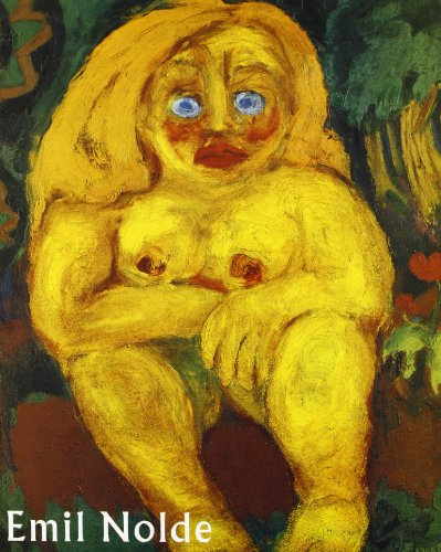 Emil Nolde: Vergo, Peter & Felicity Lunn (essays); Emil Nolde (paintings)