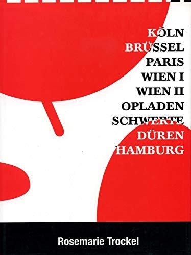 Rosemarie Trockel: Bodies of Work, 1986-1998: Frenssen, Birte (ed.)