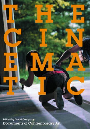 9780854881529: The Cinematic (Documents of Contemporary Art)