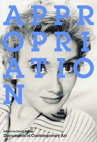 9780854881611: Appropriation (Documents of Contemporary Art)