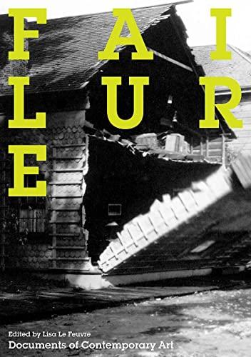 9780854881826: Failure (Documents of Contemporary Art)