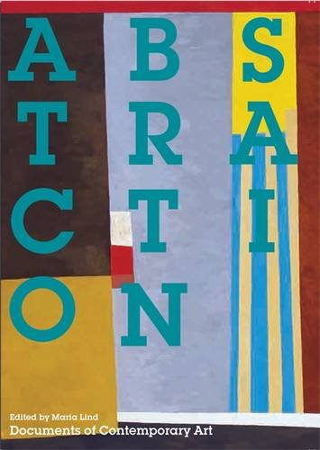 9780854882083: Abstraction (Documents of Contemporary Art)