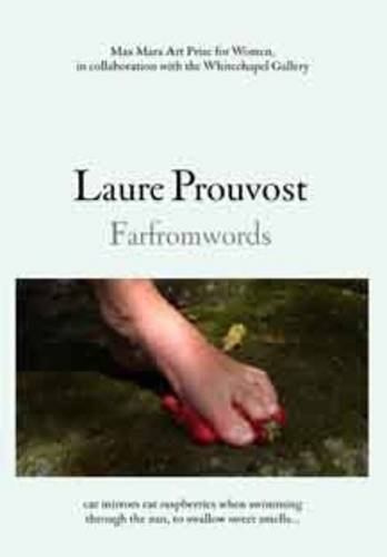 9780854882144: Laure Prouvost: Farfromwords