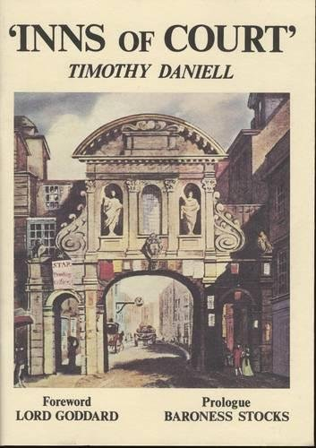 Inns of Court (Paperback): Timothy Daniell