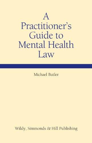 Mental Health Law: Butler, Michael
