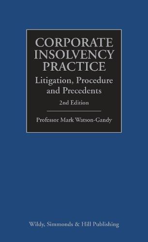 Corporate Insolvency Practice: Mark Watson-Gandy