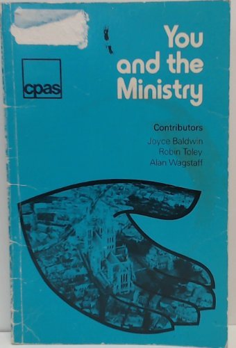 You And The Ministry: Joyce Baldwin &