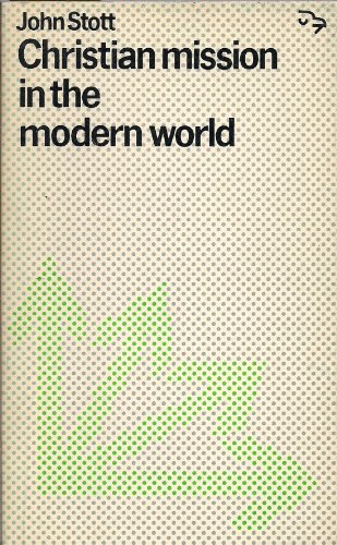 9780854915422: Christian Mission in the Modern World