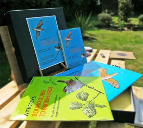 9780854930081: Witherby's sound-guide to British birds