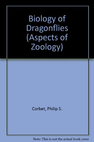 9780854930197: Biology of Dragonflies (Aspects of Zoology)