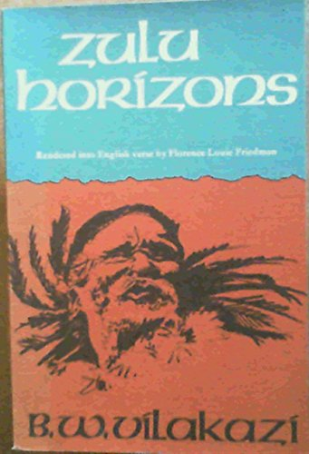 9780854941957: Zulu Horizons