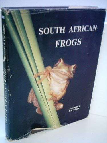 9780854945252: South African Frogs.
