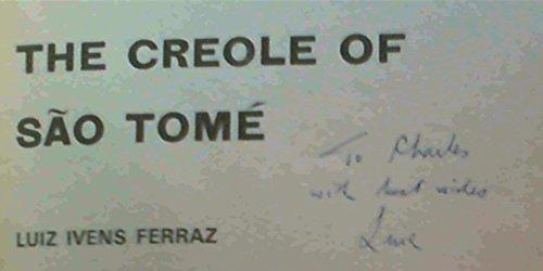 9780854945375: The Creole of Sao Tome