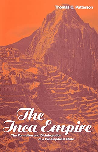 9780854963485: The Inca Empire: The Formation and Disintegration of a Pre-Capitalist State (Explorations in Anthropology)