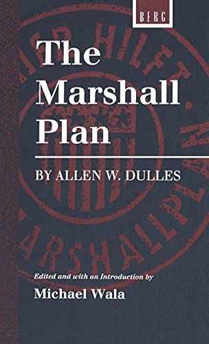 9780854963508: Marshall Plan by Allen W. Dulles