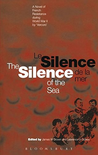 9780854963782: Silence of the Sea / Le Silence de la Mer: A Novel of French Resistance during the Second World War by 'Vercors'