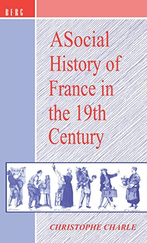 9780854969067: A Social History of France in the 19th Century