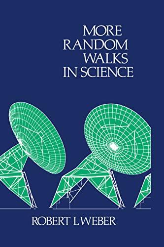 9780854980406: More Random Walks in Science