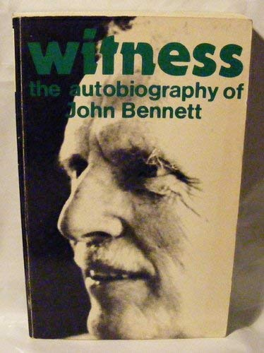 9780855000431: Witness