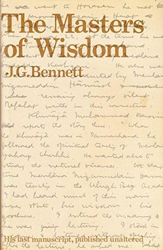 9780855000523: Masters of Wisdom