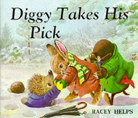 9780855030186: Diggy Takes His Pick