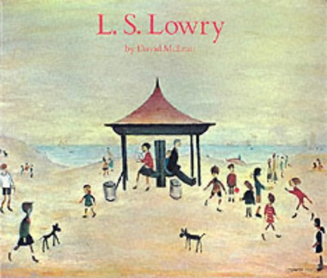 L.S.Lowry (Medici art books): McLean, David &
