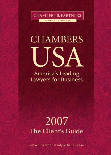 Chambers USA: Chambers, Michael