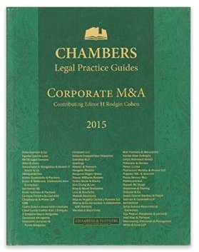 9780855146863: THE CHAMBERS DIRECTORIES, Guides to the legal Profession