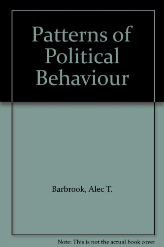 9780855200510: Patterns of Political Behaviour