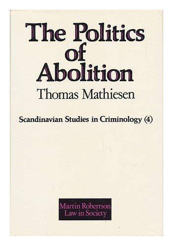 SCANDINAVIAN STUDIES IN CRIMINOLOGY (4), LAW IN: Mathiesen, Thomas.