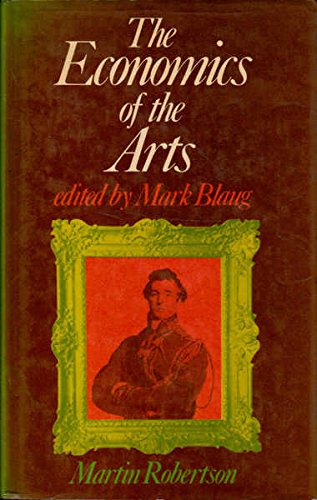 9780855201227: Economics of the Arts