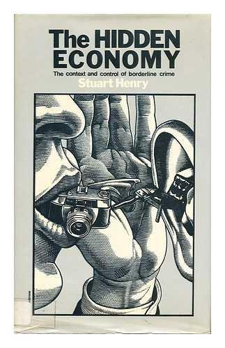 Hidden Economy: Stuart Henry